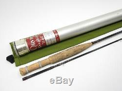 Orvis Graphite Fly Fishing Rod. 8' 6wt. With Tube and Sock. See Description