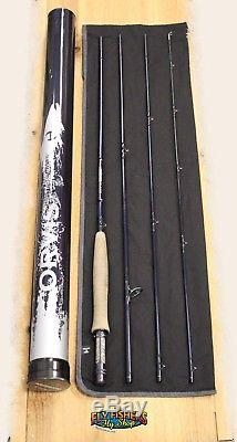 Orvis Helios 2 9'0 5wt 4pc Mid Flex Fly Fishing Rod