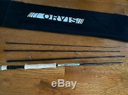 Orvis Helios 3D Fly Rod 9'0 9 weight 4pc No Reel