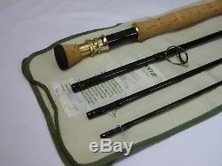 Orvis Helios ZG 9' 9# Tip-Flex All-Water Fly Fishing Rod NEAR MINT CONDITION