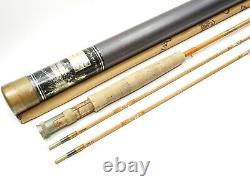 Orvis Impregnated Battenkill Bamboo Fly Rod. 8' 2/2. 6wt. With Tube and Sock