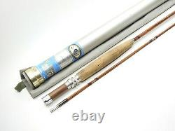 Orvis Impregnated Madison Bamboo Fly Rod. 8 1/2' 9wt. With Tube and Sock