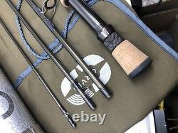Orvis Recon 9ft, 8wt, 4pc Fly Rod CLEAN 890-4 908/4