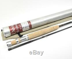 Orvis Spring Creek Fly Fishing Rod. 9'3 5wt. With Tube and Sock