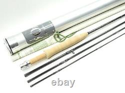 Orvis Superfine Carbon Fly Fishing Rod. 8' 4wt. With Tube And Sock