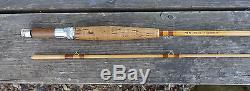 PRICE REDUCED 2 Orvis 1 Fly Rod 7 1/2 ft 1 Spin Rod 6 1/2 ft. Fishing No Reel NR