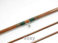 Phillipson Peerless 63 Bamboo Fly Fishing Rod. 7 1/2' 5wt. With Tube and Sock