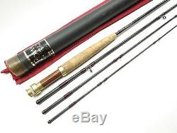 Powell TR 90-L IM6 Fly Fishing Rod. 5-6wt. With Tube and Sock