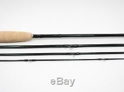 R. L. Winston Air Fly Fishing Rod. 8' 4wt. With Tube and Sock