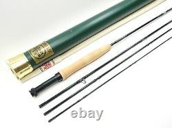 R. L. Winston BIIT Fly Fishing Rod. 8' 3wt. With Tube and Sock