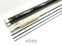 R. L. Winston Boron III LS Fly Fishing Rod. 8 1/2' 5wt. With Tube and Sock