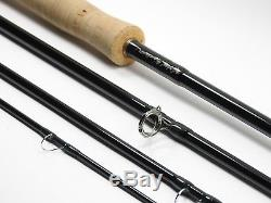 R. L. Winston Boron III X Fly Fishing Rod. 9' 10wt. With Tube and Sock