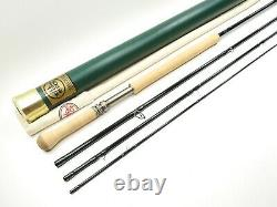 R. L. Winston Boron IIX Fly Rod. 11' 7wt. 401-432gr. With Tube and Sock