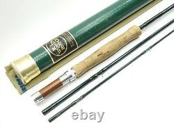 R. L. Winston IM6 Fly Fishing Rod. 9' 6wt. With Tube and Sock