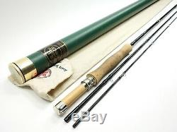 R. L. Winston IM6 Joan Wulff Favorite Fly Rod. 8 1/2' 5wt. With Tube and Sock
