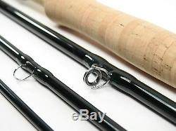 R. L. Winston LT Fly Fishing Rod. 8'9 4wt. With Tube and Sock. 5 Piece