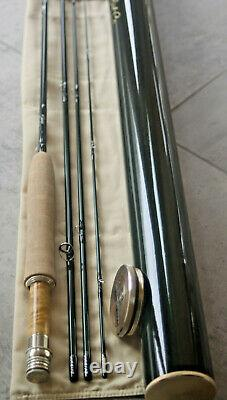 R. L. Winston PURE 8ft 4wt 4pc Fly Rod 480-4