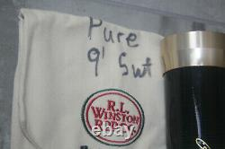 R L Winston Pure 9 FT 5 WT Fly Rod 590-4