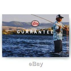 R L Winston Pure 9 FT 5 WT Fly Rod FREE HARDY REEL FREE FAST SHIPPING