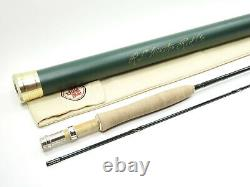 R. L. Winston WT TMF Fly Fishing Rod. 8' 4wt. With Tube and Sock