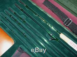 Rare House Of Hardy The Compleat Angler Set Smuggler rod, Ultralite reel &