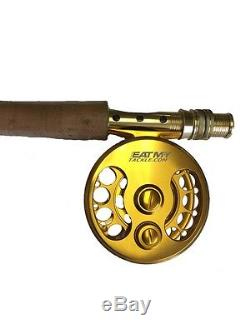 Redfish Tournament Edition 5/6 WT Fly Fishing Rod & Reel Combo MAKE OFFER