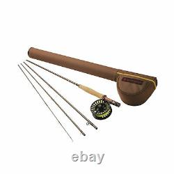Redington 590 5 Weight Path II Outfit Combo Classic Angler Fly Fishing Rod