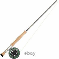 Redington 890-4S Path 8 WT 9 Foot 4 PC Saltwater Fly Fishing Rod and Reel Combo