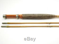 Ron Kusse Bamboo Fly Rod. 7' 3oz. 4-5wt. With Tube and Sock. See Description
