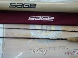 SAGE GRAPHITE 896 366 LL #3 6'6 Fly Rod Fishing F/S From JP