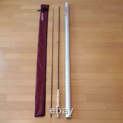 SAGE GRAPHITE GFL 590LL 9'0 #5 2Piece Fly Rod Fishing WithCase F/S