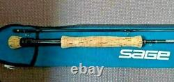 SAGE SP 890 GRAPHITE IV 9'0 #8 1piece Fly Rod Fishing
