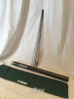 SAGE XP 486-4 (4wt 8 ft 6 in 4 pc) FLY FISHING ROD NEW