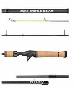 SMITH BST-HM55UL/C Fly Fishing Rod Be Sticky Trout HM 5.58ft Fast Ship Japan EMS