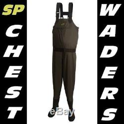 SP COLDSTREAM CHEST WADER for all rod & reel anglers including fly fishing