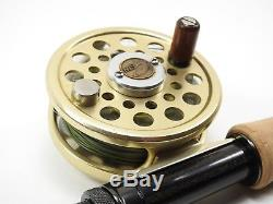 Sage Approach 386 Fly Fishing Rod. With STH 234 Cassette Fly Reel