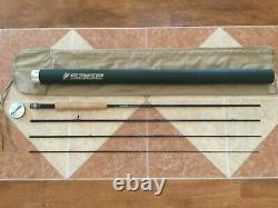 Sage ESN 3100-4 10ft 3wt 4pc fly fishing rod withtube & sock (for 3wt line reel)