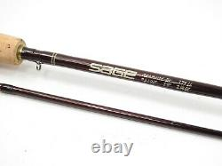 Sage Graphite III 379 LL Fly Fishing Rod. 7' 9 3wt. With Tube and Sock