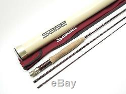 Sage Graphite III 389-3 LL Fly Fishing Rod. 8'9 3wt. With Tube and Sock