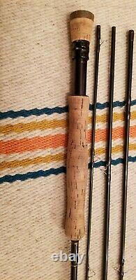 Sage Graphite IIIe 8100-4 XP Fly Rod. 10' 8wt. Very good condition
