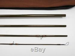 Sage Graphite IIIe 890 Fly Fishing Rod. 9' 8wt. With Tube and Sock