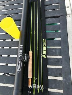 Sage MOD 490-4 fly fishing rod 9 foot 4 piece 4 weight