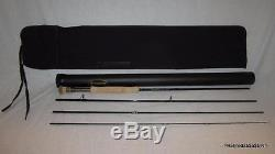 Sage ONE 890-4 Fly Fishing Rod 9' 8wt weight 4pc Black Graphite