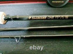 Sage One Premium Fly Fishing Rod Brilliant Condition, Rarely Used