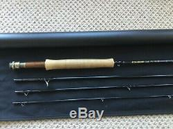 Sage One fly rod, 390-4, 3 weight, 9 foot, good lightly used condition