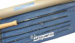Sage RPLXI 9' 5-piece graphite 3E fly rod, line #8 with bag & alloy tube