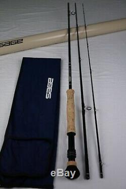 Sage RPLXi 1090-3 Fly Rod 9' #10 weight 3 piece Graphite III Excellent+