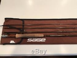 Sage SLT 383-4 3wt 8'3 4pc Fly Fishing Rod, excellent condition