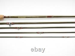Sage SLT 489-5 Fly Fishing Rod. 8' 9 4wt. With Tube and Sock