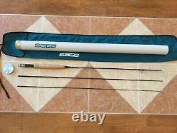 Sage SP 376-3 76 3wt 3pc fly fishing rod withtube & sock (for 3wt line reel)
